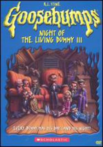 Goosebumps: Night of Living Dummy 3