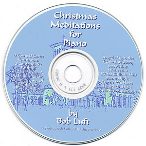 Christmas Meditations for Piano