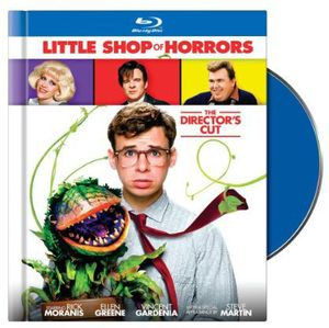 Little Shop Of Horrors: The Director's Cut [Digibook]