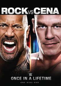WWE: Rock Vs Cena