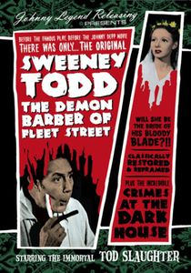 Sweeny Todd: Demon Barber Of Fleet Street/ Crimes At The Dark House