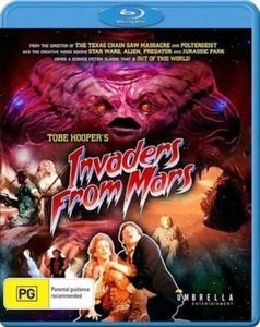Invaders from Mars [Import]