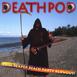 Grim Reaper Beach Party Blowout