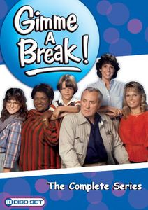 Gimme a Break-Complete Series [Import]