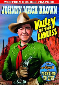 Western Double Feature: Valley Of The Lawless (1936)/ Fighting ToLive (1934)