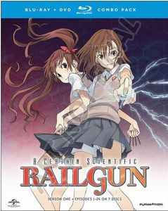 Certain Scientific Railgun: The Complete Season 1