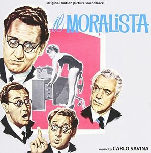 Il Moralista (Original Soundtrack) [Import]