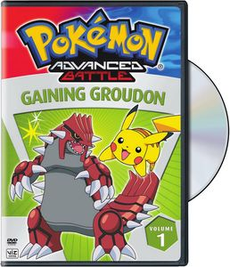 Pokemon 1: Advanced Battle - Gaining Groudon