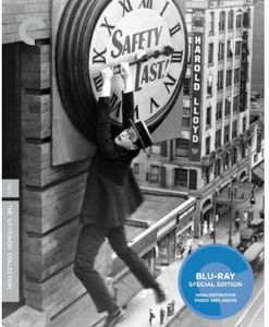 Criterion Collection: Safety Last!