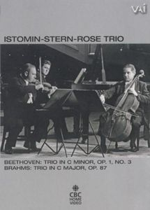 Trio in C minor /  Trio in C Major