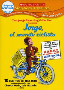 Jorge El Curioso Language Learning