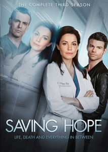 Saving Hope: The Complete Third Season