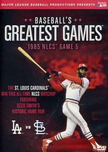 Baseball's Greatest Games: 1985 NLCS Game 5