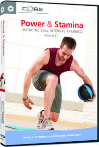Power and Stamina: Medicine Ball Interval Training, Vol. 2