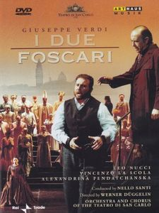 I Due Foscari Leo Nucci Vincenzo la Scola [Import]