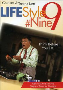 Graham Kerr Lifestyle #9, Vol. 6: Think Before You Eat