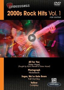iVideosongs: 2000's Rock Hits, Vol. 1