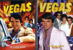 Vegas: The Second Season 2-Pack