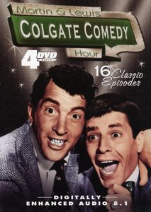 Martin and Lewis Colgate Comedy Hour, Vol. 1, 2, 3 and 4 [4 DVD-16 Classic Episodes]