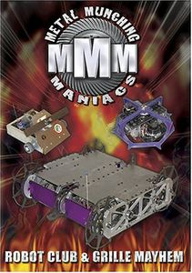 Metal Munching Maniacs: Robot Club & Grille Mayhem