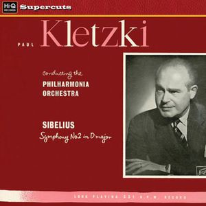 Sibelius Symphony 2 in D Major