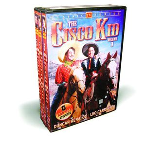 The Cisco Kid: Volumes 1-3