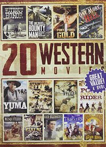 20-Movie Western Collection, Vol. 4