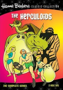 The Herculoids: The Complete Series