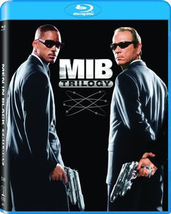 Men In Black (1997)/ Men In Black 3/ Men In Black 2