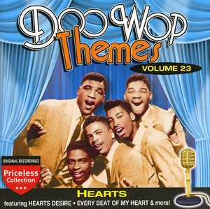 Doo Wop Themes 23: Hearts /  Various