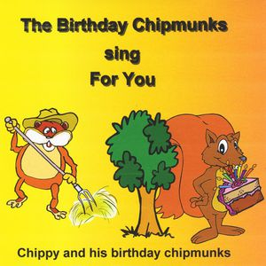 Birthday Chipmunks Sing for You