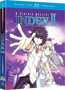 Certain Magical Index II: Season 2 - Part 1