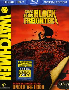 Watchmen: Tales of the Black Freighter & Under the Hood