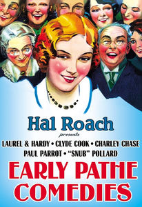 Hal Roach's Early Pathe Comedies