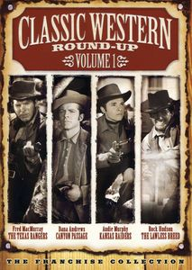Classic Western Round-Up, Vol. 1 [FS] [With Movie Cash]