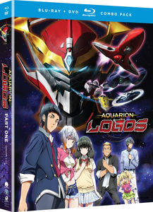 Aquarion Logos: Season Three - Part One