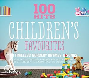 100 Hits: Children's Favourites /  Various [Import]