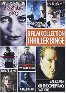 Thriller Binge - 8 Thriller Movies