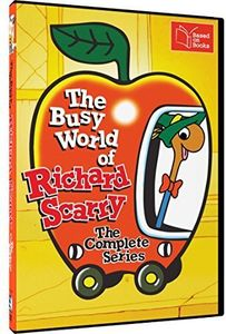 The Busy World of Richard Scarry: The Complete Series