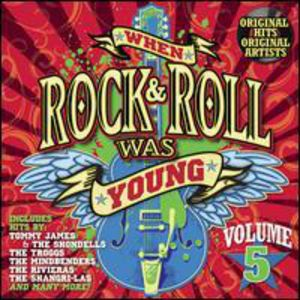 When Rock and Roll Was Young, Vol. 5