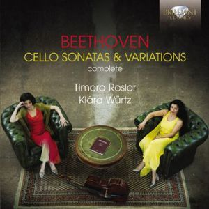Complete Cello Sonatas & Variations
