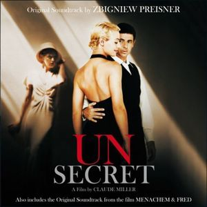 Un Secret (Original Soundtrack) [Import]