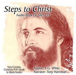 Steps to Christ-Mp3 CD