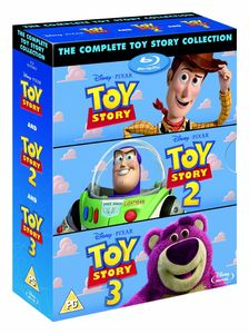 Toy Story 1-3 Box Set