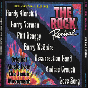 Rock Revival-Music of the Jesus Music /  Various