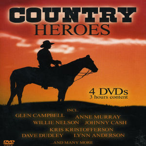 Country Heroes /  Various