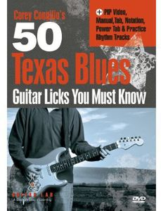 50 Texas Blues Licks You Must Know