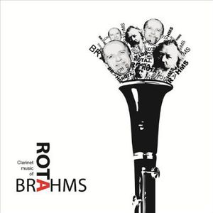 Clarinet Music of Rota & Brahms