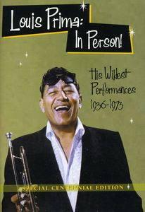 In Person: His Wildest Performances 1936-1973