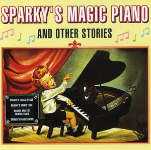 Sparkys Magic Piano [Import]